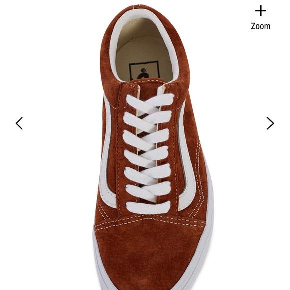 ab815184dd Vans pig suede old skool sneaker style  st207287.